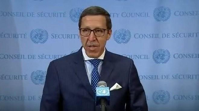 Omar Hilale informe l'ONU des derniers développements d'El Guerguerat