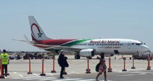 Royal Air Maroc Nouvelles dispositions d'accès au territoire français