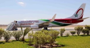 Royal Air Maroc Renforce Son Programme De Vols Internationaux Sur Tanger