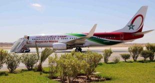 Royal Air Maroc Renforce Son Programme De Vols Internationaux Sur Tanger