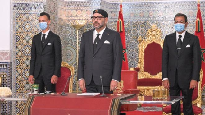 SM le Roi réaffirme l'engagement de faire des provinces du sud un moteur de développement régional et continental