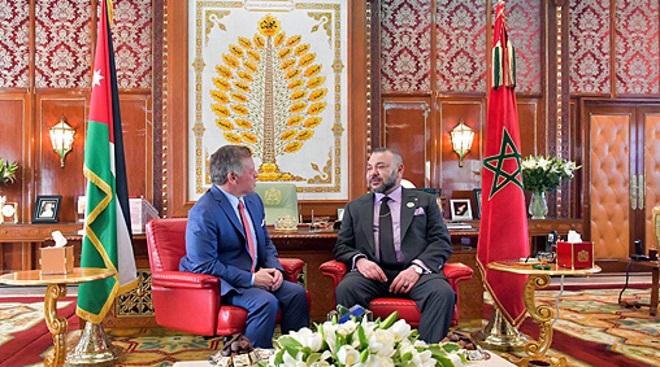 Sahara La Jordanie va ouvrir un Consulat général à Laâyoune