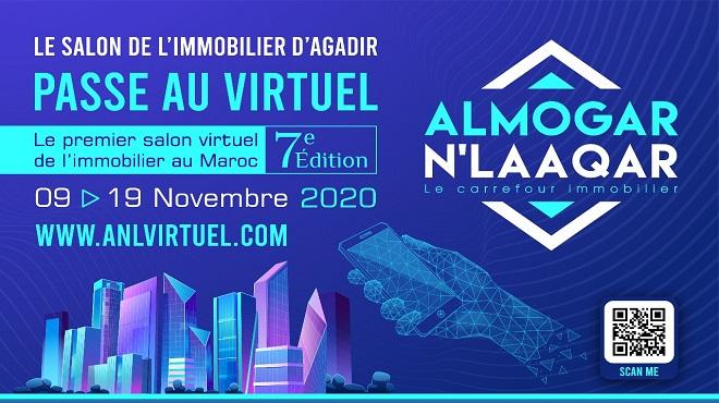 Salon de l'immobilier d'Agadir Une 7ème édition entièrement virtuelle