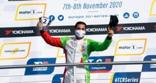TCR Europe 2020 Mehdi Bennani sacré champion