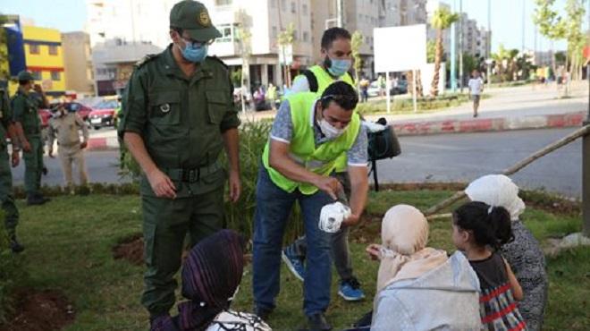 Taroudant Nouvelles mesures préventives contre la pandémie