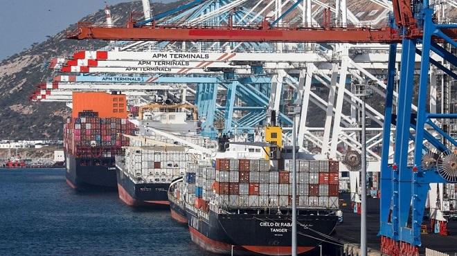 Trafic Portuaire Hausse De 6,9% à Fin Septembre