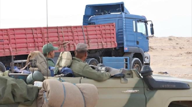 Un journal angolais se fait l'écho de la condamnation de l'incursion du «polisario» à El Guergarat