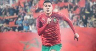 Zakaria Aboukhlal autorisé à jouer pour les sélections nationales marocaines