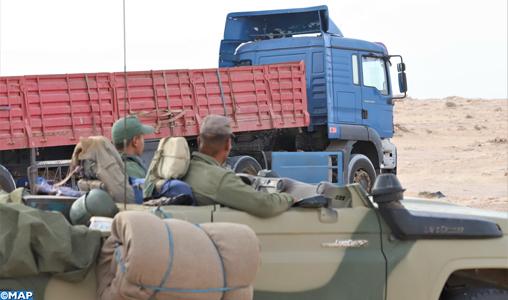 L'intervention des FAR à El Guergarat visait à mettre fin au comportement inacceptable du polisario (Barreau de Casablanca)