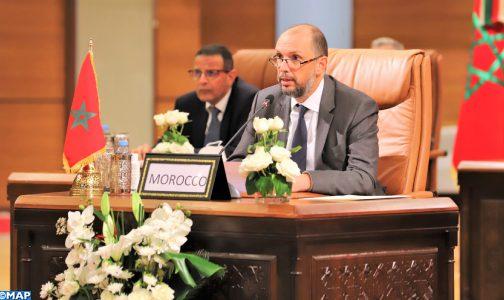 le-maroc-reaffirme-son-attachement-a-mettre-en-oeuvre-l'accord-de-la-zlecaf-(m.-jazouli)