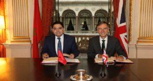 Accord D'association Entre Rabat Et Londres