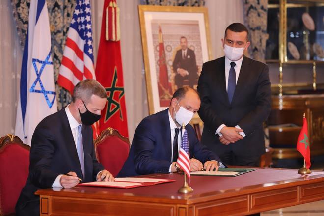 Adam Boehler Signe Une Lettre D'intention Avec Le Maroc