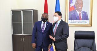 Consulat à Dakhla Haïti