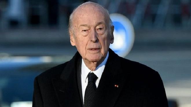 Décès de l'ancien président Valéry Giscard d'Estaing