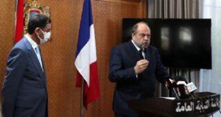 Dupond-Moretti se félicite de la coopération judiciaire efficace entre la France et le Maroc