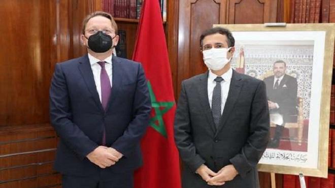 Fonds Mohammed VI pour l'Investissement Benchaâboun