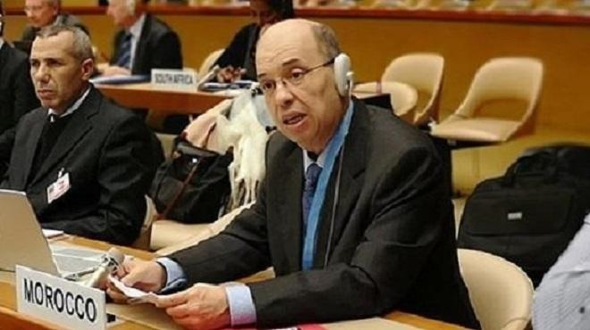 Genève Omar Zniber