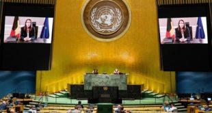 Intervention marocaine à El Guerguarat Sophie Wilmès ONU