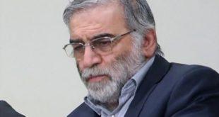 Iran Assassinat De Mohsen Fakhrizadeh