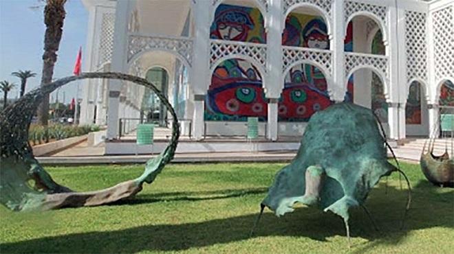 Jemaâ El fna à la Fondation Nationale des Musées