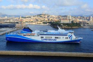 La Meridionale Marseille Tanger Med