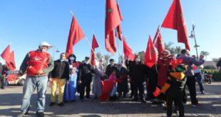 La société civile de Marrakech célèbre la décision des Etats-Unis
