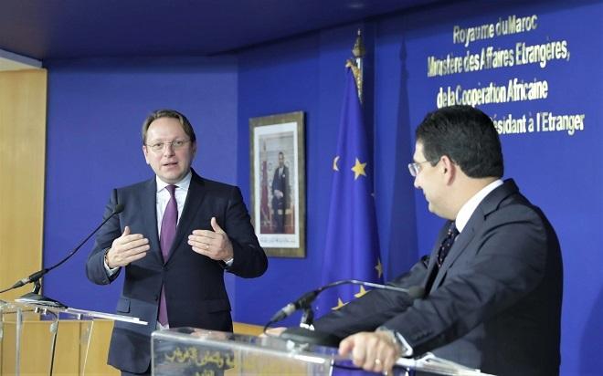 Le Maroc un partenaire crédible de l'UE Oliver Varhelyi