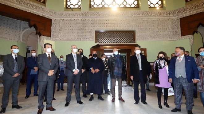 Le Musée du patrimoine immatériel de la Place Jamaâ El Fna