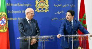 Le Portugal Met En Valeur La Retenue Dont A Fait Preuve Le Maroc Dans La Crise D'el Guerguarat