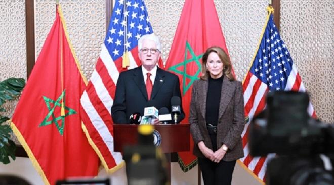Le plan d'autonomie seule option réaliste pour régler le conflit régional du Sahara