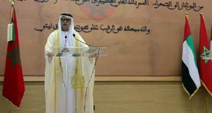 Les Émirats Arabes Unis Aspirent à Des Relations Exemplaires Avec Le Maroc