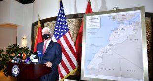 Les Etats-Unis adoptent officiellement la carte complète du Maroc-1