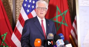 Lutte Antiterroriste Rabat Washington