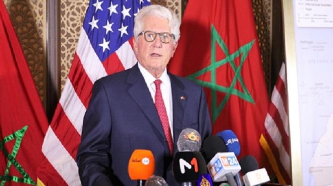 Lutte Antiterroriste Rabat Washington