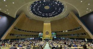 Maroc Assemblée Générale des Nations-Unies