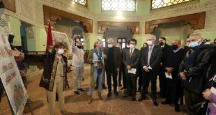 Marrakech Musée du patrimoine immatériel à la Place Jemâa El Fna