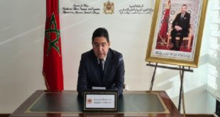 Migration Pacte De Marrakech Bourita