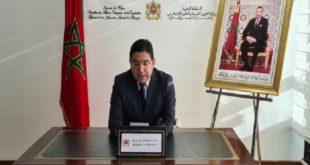 Migration Pacte De Marrakech Bourita