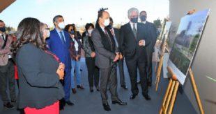 Nouveau Consulat Us à Casablanca