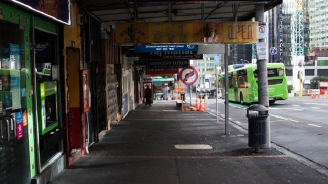 Nouvelle-Zélande récession