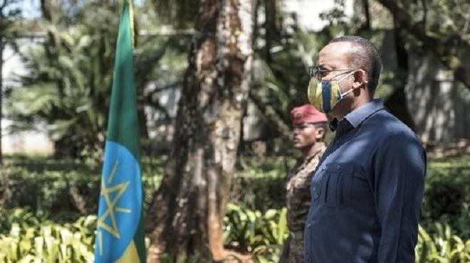 Premier Ministre éthiopien Abiy Ahmed