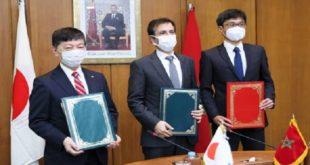Prêt japonais de 200 M$ en faveur du Maroc
