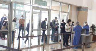 Renforcement des mesures sanitaires à l'aéroport Essaouira-Mogador