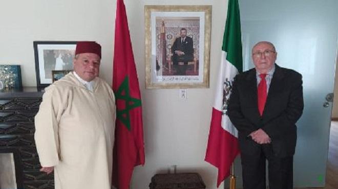 Sahara Association Des Juifs Marocains Du Mexique