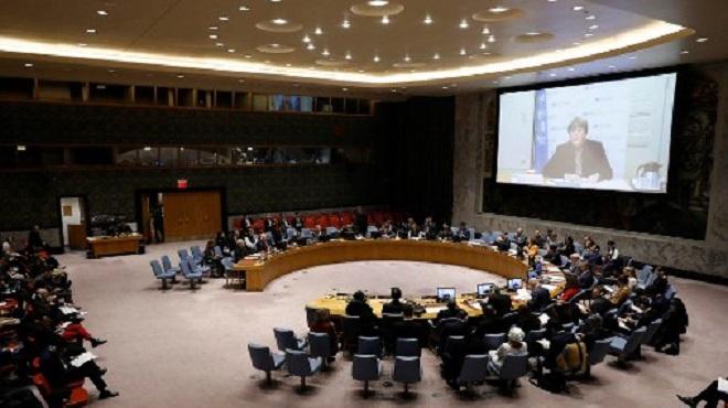 Sahara Marocain ONU Conseil de Sécurité