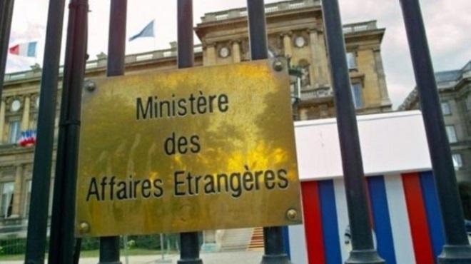Sahara Ministère français des affaires étrangères