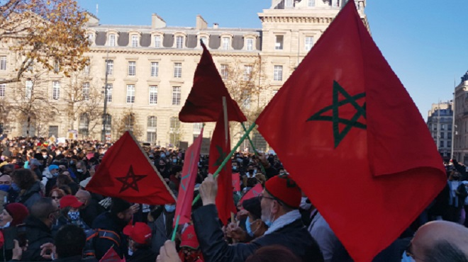 Sahara Diaspora Marocaine