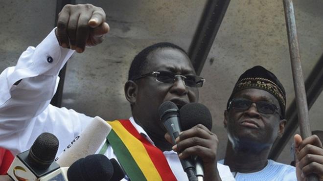Soumaïla Cissé Mali