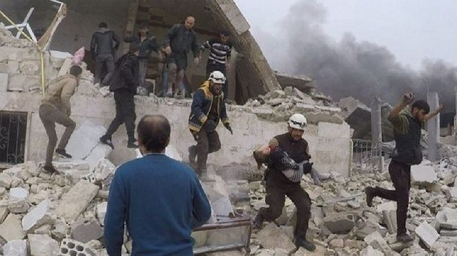 Syrie La Guerre