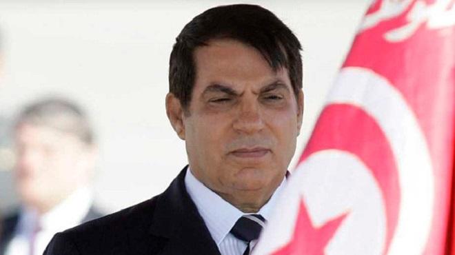 Tunisie Ben Ali